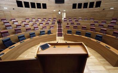 La investidura del presidente de la Generalitat Valenciana será a principios de junio