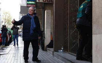 El cuñado de Rita Barberá sale de la cárcel al reducirse el riesgo de que destruya pruebas