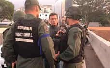 Leopoldo López: «He sido liberado por militares a la orden de la Constitución»