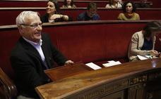 Joan Ribó mantiene su intención de personarse en el caso Azud pese al rechazo del juez