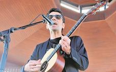 Suso Giménez, loco por la música