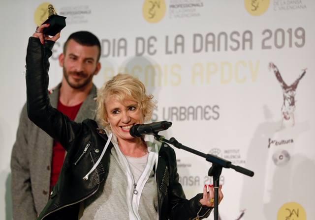 III Premis de la Associació de Professionals de la Dansa Comunitat Valenciana