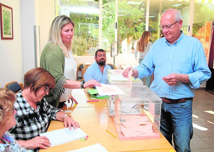 Puig vence en la Marina Alta pero Compromís gana en 19 municipios