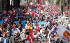 Los sindicatos insisten en pedir más financiación y una economía industrial
