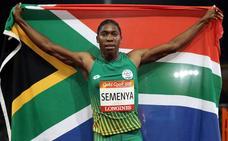 El TAS reinicia otra vez la carrera de Semenya