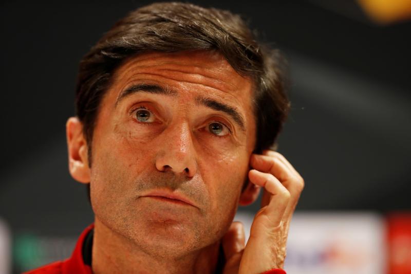 Marcelino: «No le tenemos ningún miedo al Arsenal»