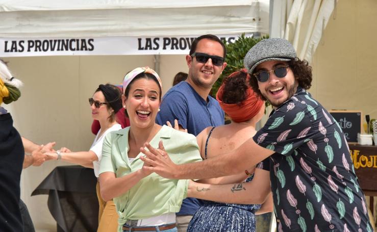 La I Feria Inmob Marina Alta abre sus puertas con una buena acogida del público