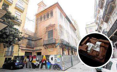 Así será el centro cultural de la Fundación Hortensia Herrero en el centro de Valencia