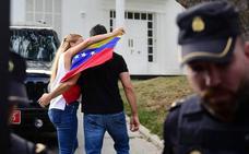 Aviso a Maduro: «España no tiene intención de entregar a Leopoldo López»