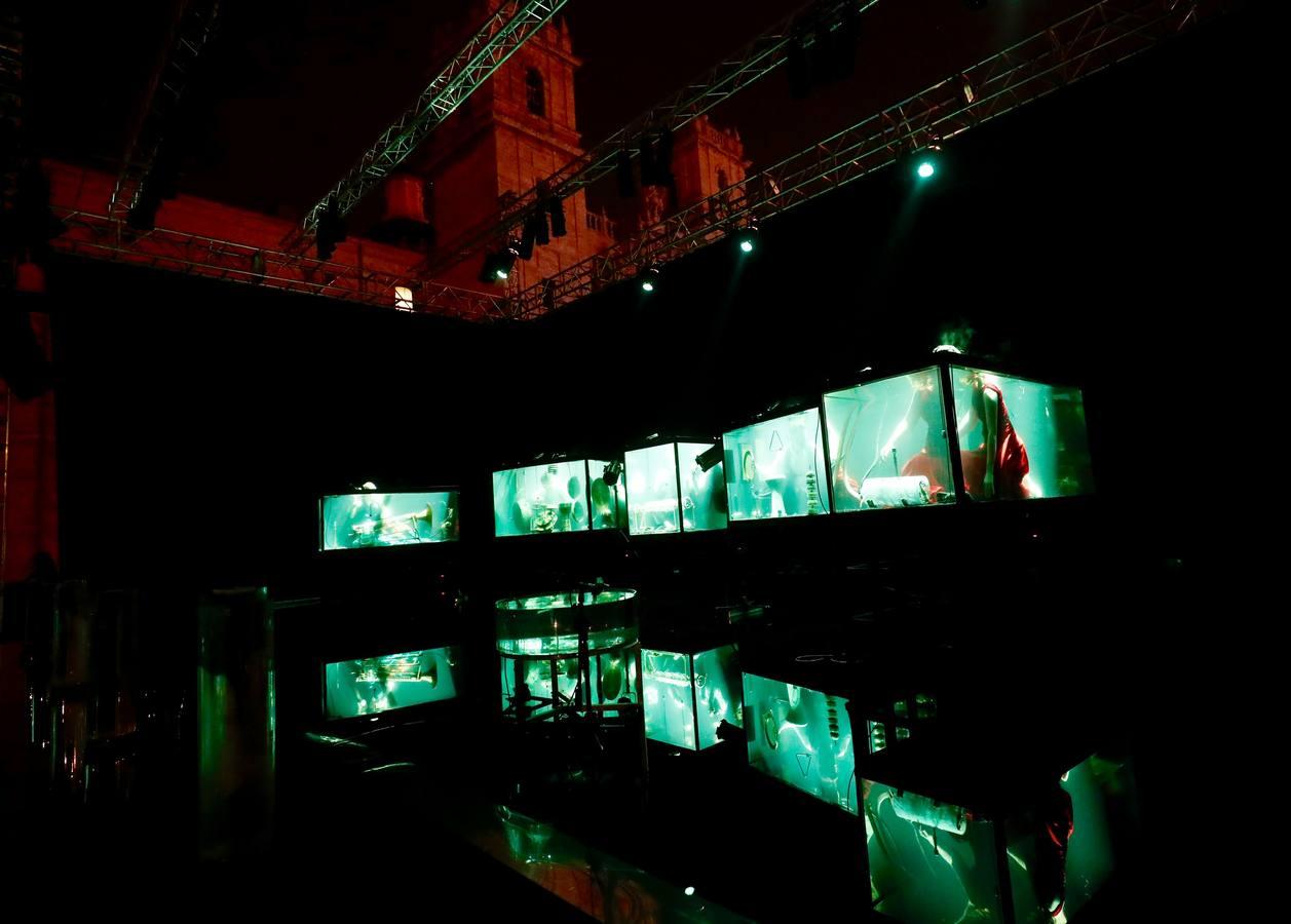 Inauguración del Festival 10 Sentidos