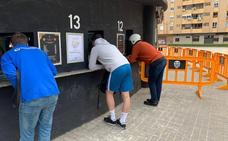 Sorpresa entre los aficionados en las taquillas de Mestalla