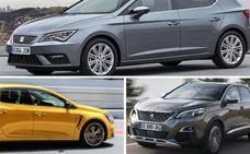 Los coches más vendidos en este año 2019