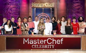 'MasterChef Celebrity 4': concursantes confirmados