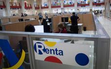 Documentación necesaria para la cita previa de la Renta 2018 - 2019