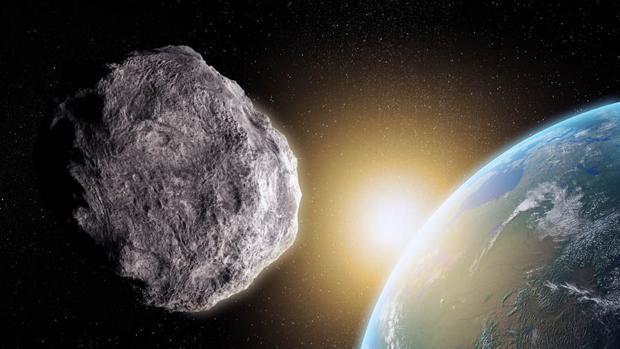Un asteroide peligroso se acerca a la Tierra con una fuerza como la de 185 bombas de Hiroshima