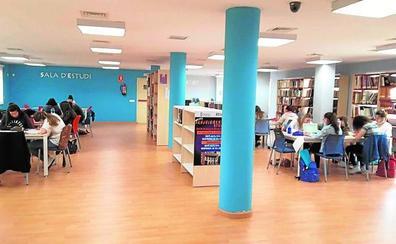 Amplían el horario de apertura de la biblioteca durante los exámenes