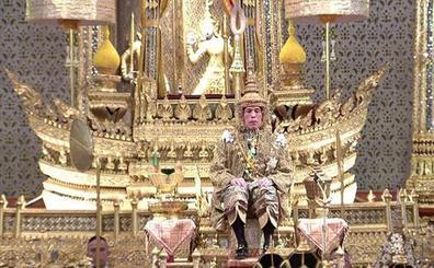 La coronación del rey de Tailandia: 3 días y 31 millones de dólares
