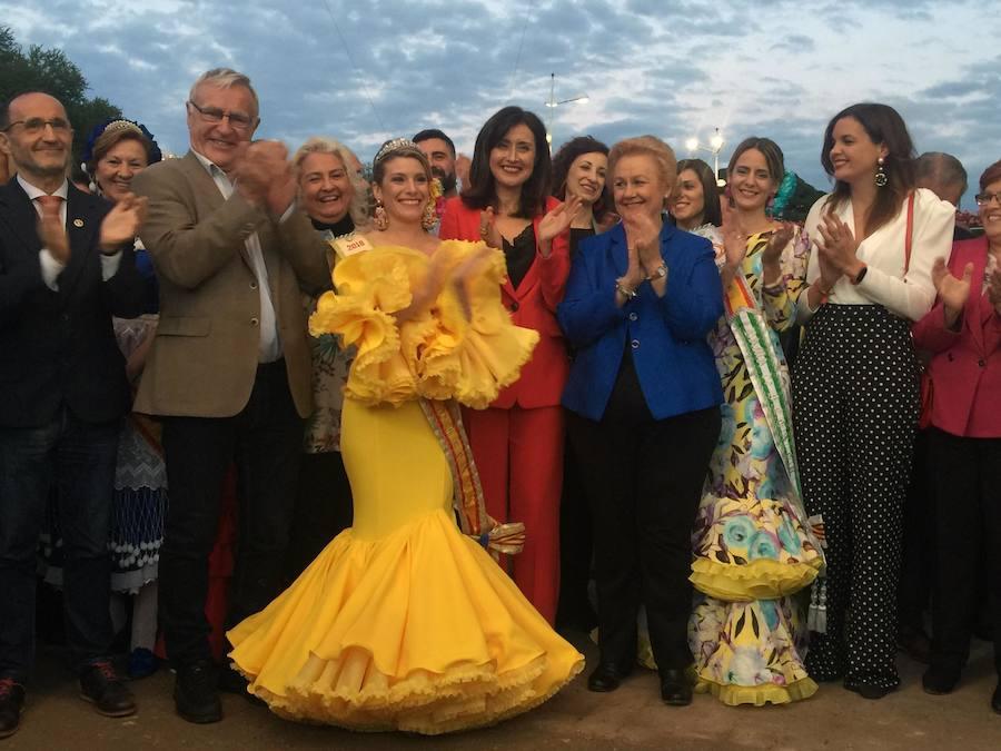 Inauguración de la Feria Andaluza de Valencia 2019