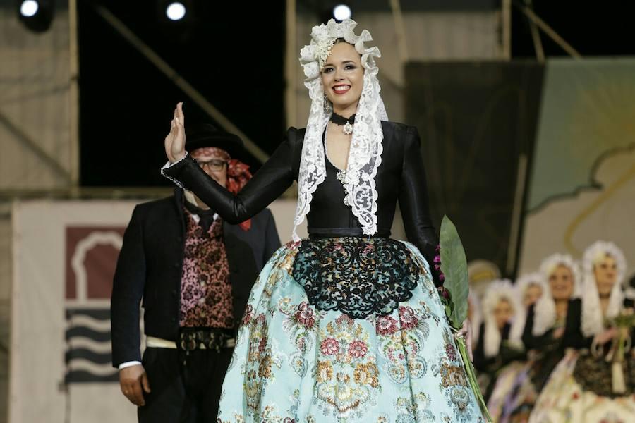 Isabel Bartual Fernández, Bellea del Foc 2019