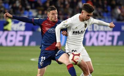 Todos los vídeos y las fotos del Huesca 2-6 Valencia