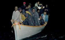 La llegada de inmigrantes a las costas se dispara un 51% a pesar del mal tiempo