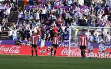 El Valladolid sigue soñando con la salvación