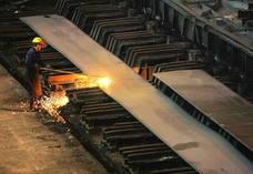 ArcelorMitall libra a la planta de Sagunto de su ajuste en Europa