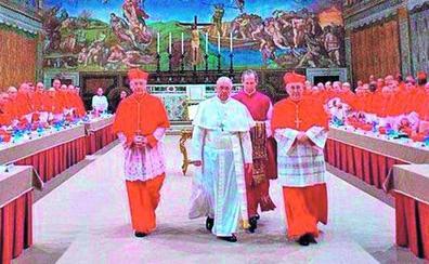 La cena en casa del valenciano Antonio Cañizares que consiguió que Bergoglio se convirtiera en el Papa Francisco