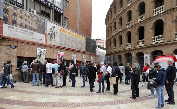 Bob Dylan encandila a sus incondicionales en Valencia