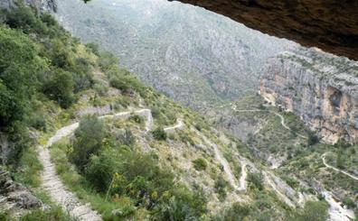 Una ruta para descender al infierno valenciano