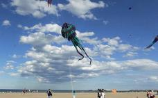 Festival de Milotxes: el cielo de Valencia, conquistado por animales, formas y figuras durante todo el fin de semana