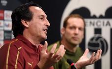 Emery: «Me hubiese gustado jugar contra el Valencia en la final, guardo buenos recuerdos»