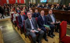Las defensas buscan paralizar el juicio del 'procés' y abonar el terreno de las nulidades