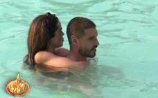Fabio y Violeta empiezan una relación amorosa en 'Supervivientes'