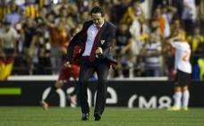 Marcelino defiende a Emery: «Hizo un extraordinario trabajo aquí»