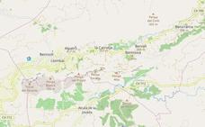Fallece la triatleta de 15 años que cayó por un barranco en la Vall de Gallinera
