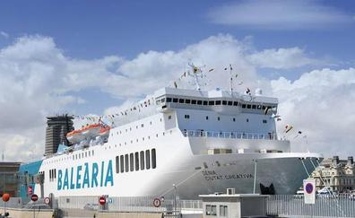 Baleària lanza una oferta de más de cien empleos a bordo de sus buques