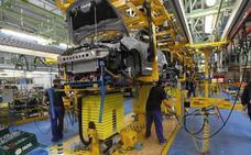 Un nuevo robot de conducción autónoma en Ford Almussafes ahorra 40 horas diarias de trabajo