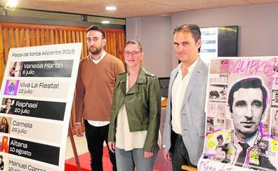 Manzanares y Roca Rey compartirán cartel en la Feria Taurina de Hogueras