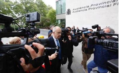 La fiscalía llega a un acuerdo con Blasco, Tauroni y Llinares, que aceptan tres años de cárcel