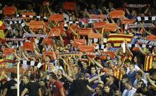 El Valencia anuncia «máximas medidas disciplinarias» por coacciones en la grada joven