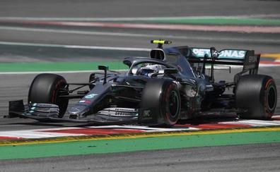 Bottas, dispuesto a caldear el ambiente en Mercedes