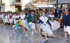 Dansà de los pueblos en honor a la Mare de Déu