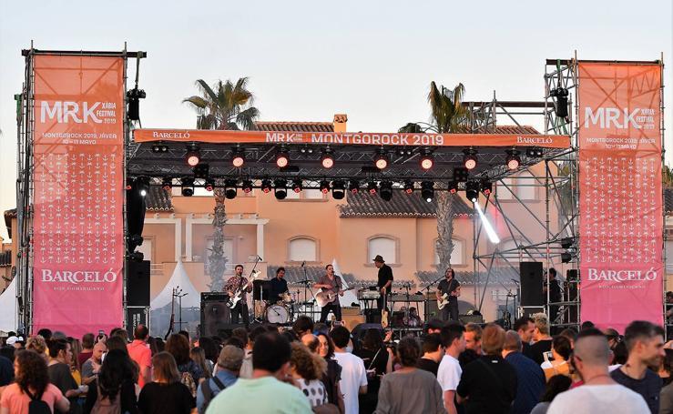 Primera jornada del Montgorock Festival Xàbia