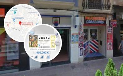 La Lotería Nacional deja parte de su primer premio en un municipio valenciano