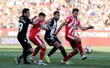 Los dos goles del Levante en Montilivi