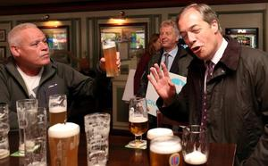 El auge del Partido del Brexit sacude a un Parlamento británico paralizado
