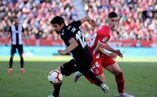 El Levante asegura la permanencia y deja al Girona en el abismo