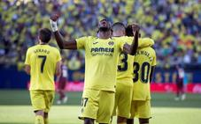 Ekambi y el VAR aseguran la salvación del Villarreal