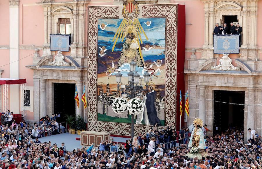 Traslado de la Virgen de los Desamparados 2019 y Misa de Infantes